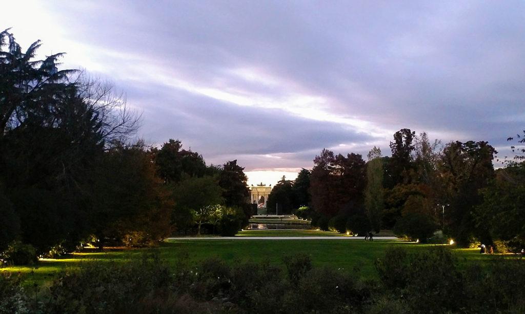 Parque Sampione